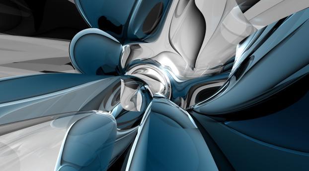 alloy, blue, white Wallpaper