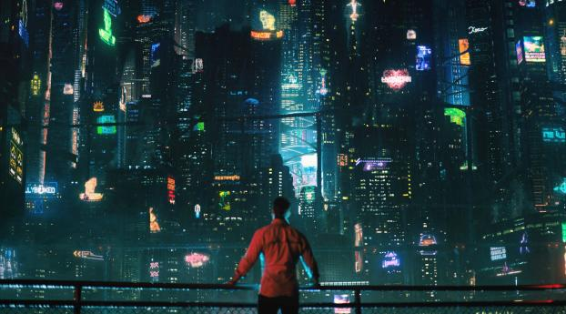 HD Wallpaper | Background Image Altered Carbon 2018