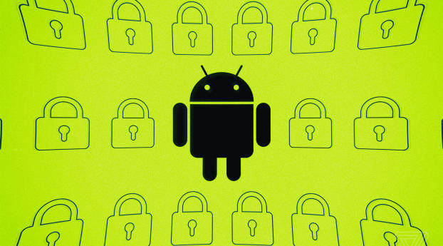 Android 12 Privacy Wallpaper