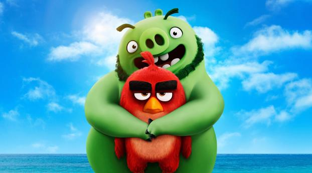 HD Wallpaper | Background Image Angry Birds 2