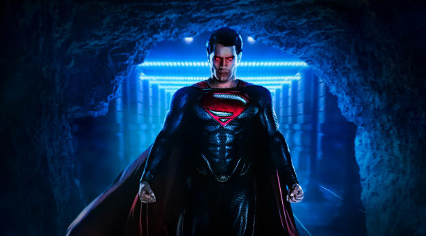 HD Wallpaper | Background Image Angry Superman Art