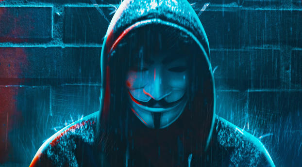 Anonymous 4k Hacker Mask Wallpaper Hd Artist 4k Wallpapers Images Photos And Background