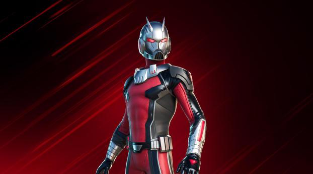 Ant-Man 4K HD Fortnite Wallpaper