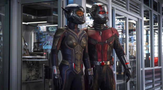 HD Wallpaper | Background Image Ant-Man and the Wasp 2018 Movie