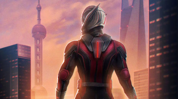 HD Wallpaper | Background Image Ant-Man Avengers Endgame