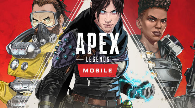 Apex Legends Mobile Gaming 2021 Poster Wallpaper 1400x1050 Resolution