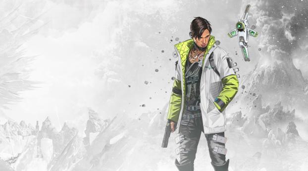 HD Wallpaper | Background Image Apex Legends Season 3
