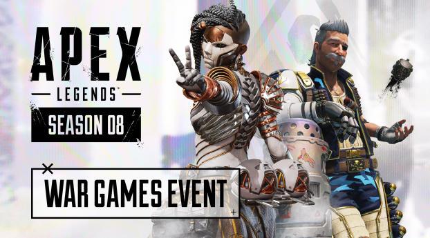 Apex Legends War Games Wallpaper