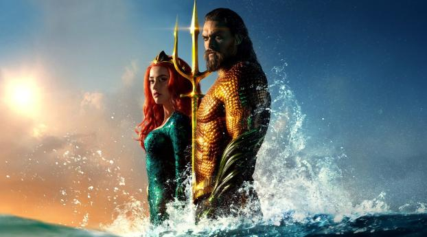 HD Wallpaper | Background Image Aquaman 2018 Movie