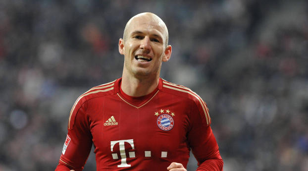 HD Wallpaper | Background Image Arjen Robben 2019