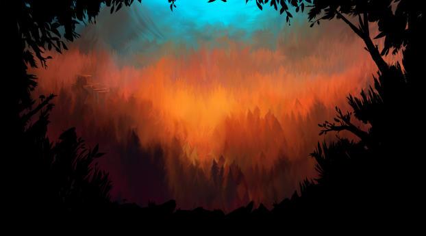 HD Wallpaper | Background Image Artistic Plants