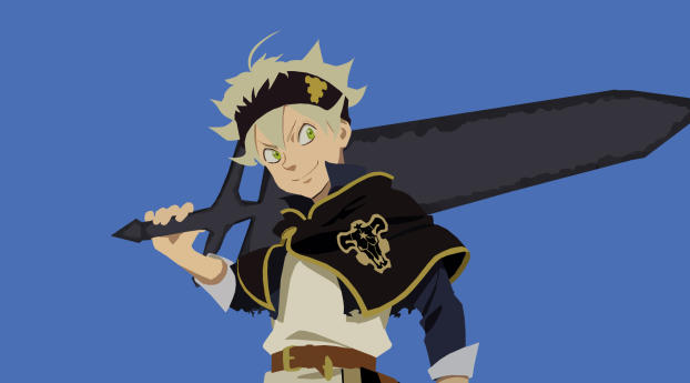 1400x900 Asta Black Clover 1400x900 Resolution Wallpaper Hd Anime 4k Wallpapers Images Photos And Background