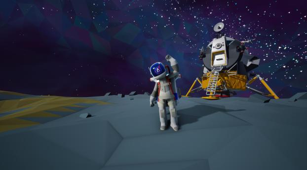 HD Wallpaper   Background Image Astroneer Game 4k