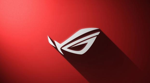 Asus ROG Logo Wallpaper