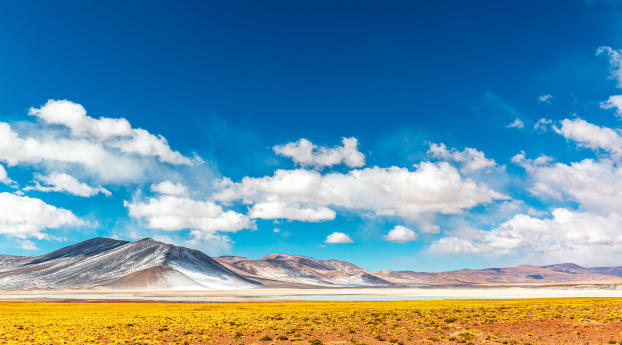 HD Wallpaper | Background Image Atacama Desert