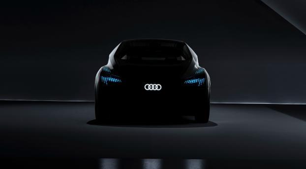 HD Wallpaper | Background Image Audi AI ME