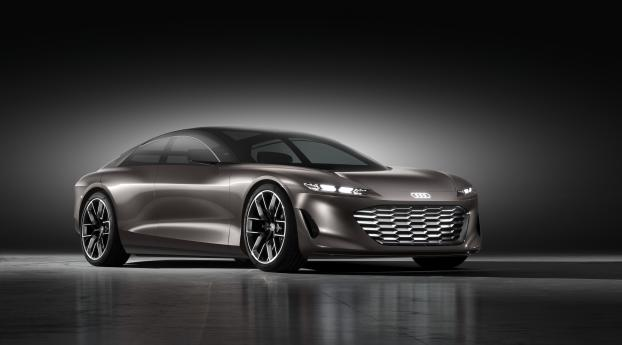 Audi Grandsphere Concept 4k Wallpaper