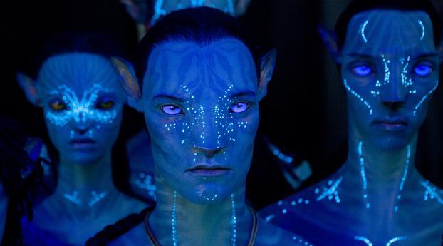 HD Wallpaper | Background Image Avatar 2 Movie 4K