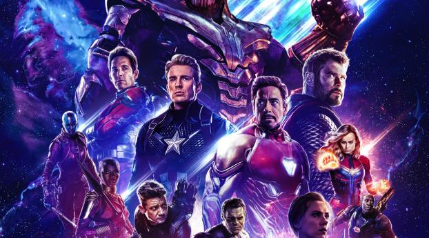 Avengers Endgame 2019 Movie Wallpaper