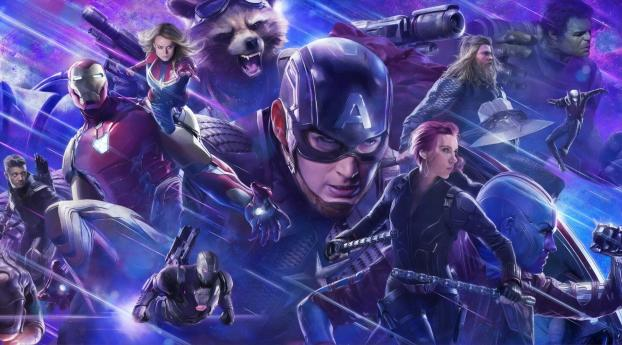 1242x2688 Avengers Endgame Banner Iphone Xs Max Wallpaper Hd Movies
