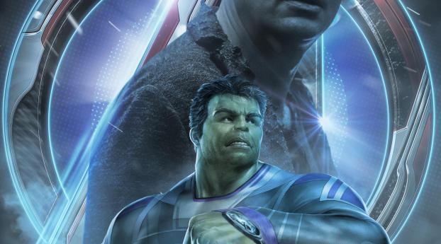 Avengers Endgame Hulk Poster Art Wallpaper Hd Movies 4k Wallpapers