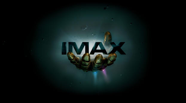 HD Wallpaper | Background Image Avengers Infinity War Gauntlet IMAX Poster
