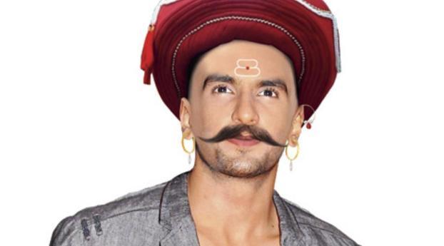 Bajirao Mastani Ranveer Singh Look, HD Wallpaper