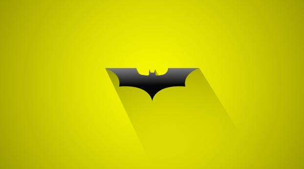 HD Wallpaper | Background Image Batman 8K Logo
