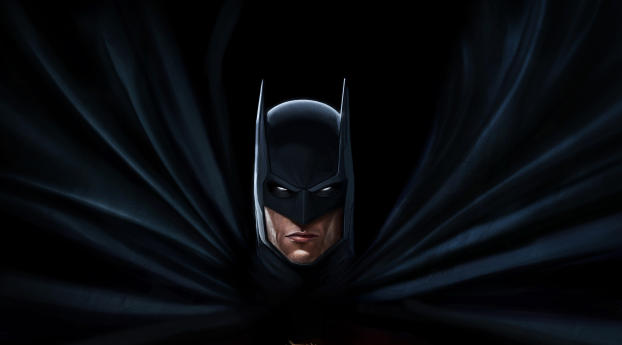 HD Wallpaper | Background Image Batman and Nemesis Poster