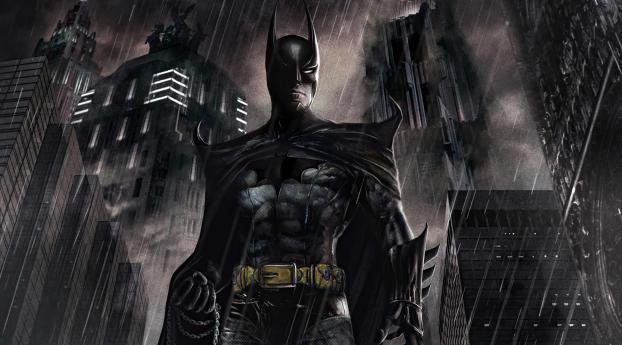 Batman Cool DC Art Wallpaper