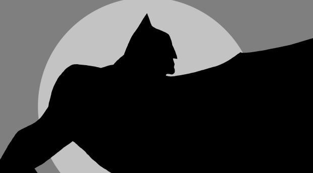 HD Wallpaper | Background Image Batman Minimalism
