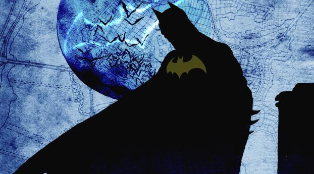 HD Wallpaper | Background Image Batman New Art