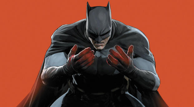 1242x2688 Batman Red Hand Iphone Xs Max Wallpaper Hd