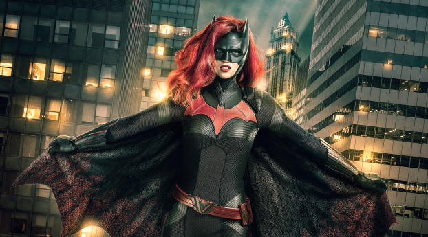 HD Wallpaper | Background Image Batwoman Season 1