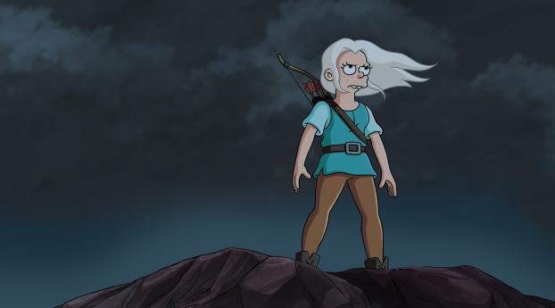 HD Wallpaper | Background Image Bean in Disenchantment