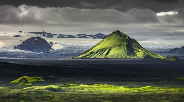 Beautiful Iceland Landscape Wallpaper 2560x1700 Resolution