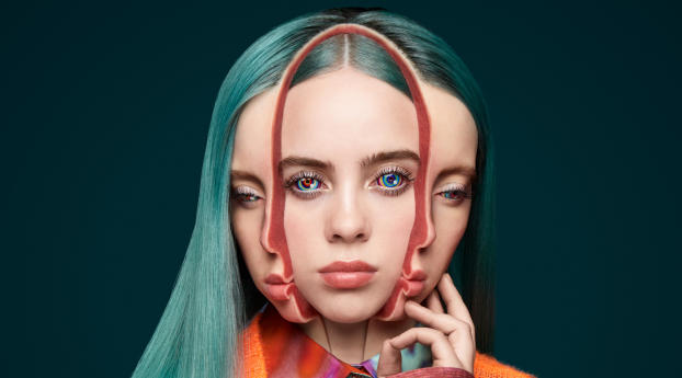 HD Wallpaper | Background Image Billie Eilish 2019