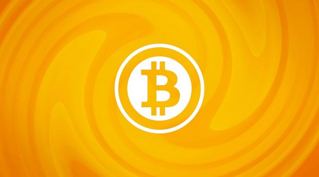 Bitcoin Cryptocurrency Logo Wallpaper