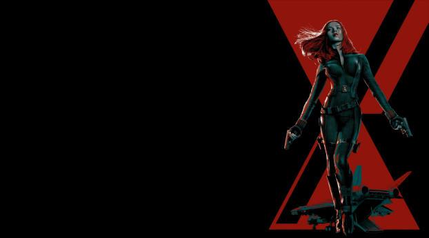 HD Wallpaper | Background Image Black Widow Fan Art