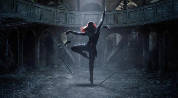 HD Wallpaper | Background Image Black Widow MCU 4K