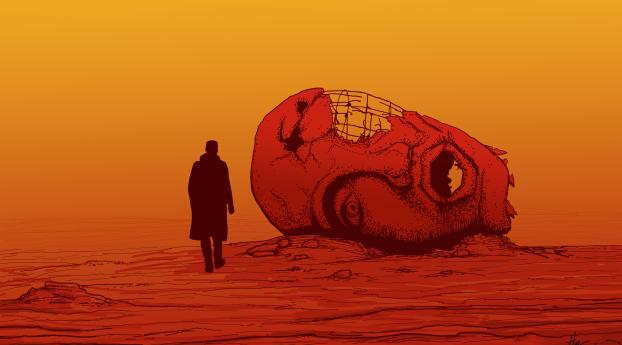 HD Wallpaper | Background Image Blade Runner 2049 Backdrop