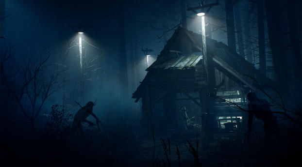 Blair Witch 2019 Game Wallpaper