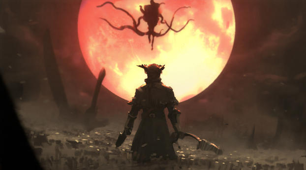 1125x2436 Bloodborne Game Iphone Xs Iphone 10 Iphone X Wallpaper Hd Games 4k Wallpapers Images Photos And Background