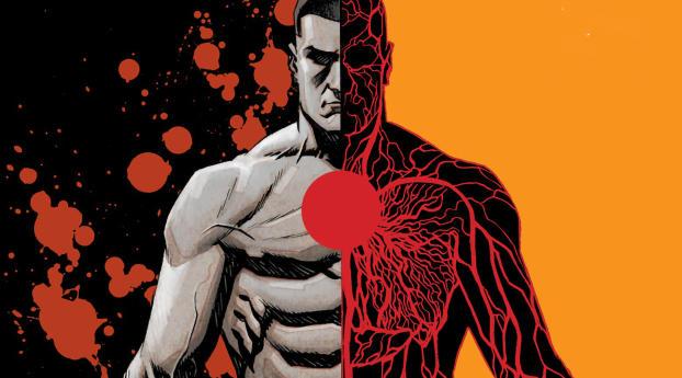 HD Wallpaper   Background Image Bloodshot 2019 Superhero