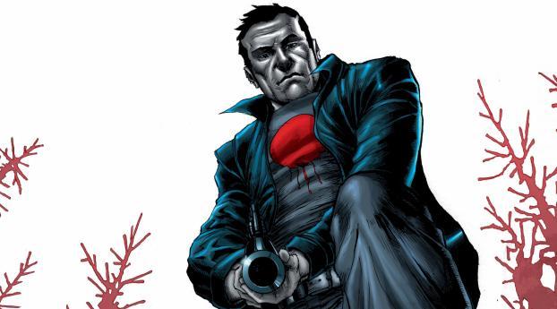 HD Wallpaper | Background Image Bloodshot Superhero
