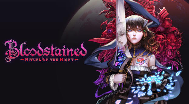 HD Wallpaper | Background Image Bloodstained Ritual of the Night 8K