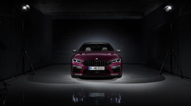 HD Wallpaper | Background Image BMW M8