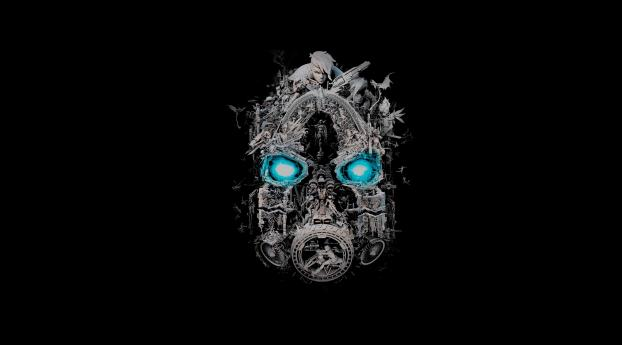 Borderlands 3 Mask Of Mayhem Wallpaper, HD Games 4K