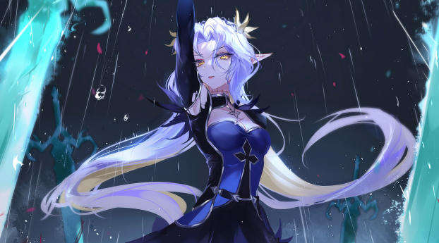 HD Wallpaper   Background Image Briar Witch Iseria