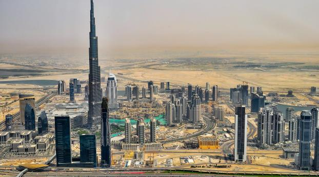 1080x1920 Burj Khalifa Dubai Iphone 7 6s 6 Plus And Pixel